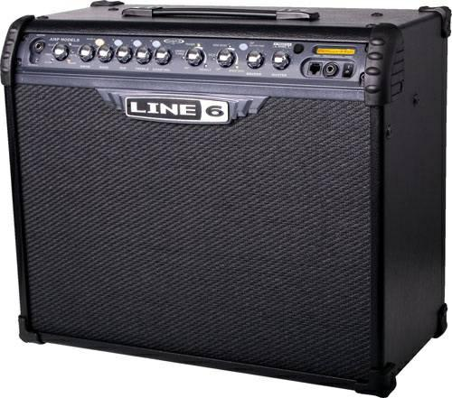 Line 6 Spider iii with foot pedal - $250
