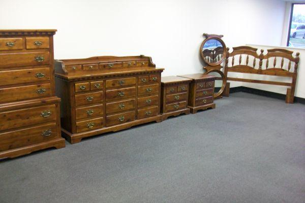 Link Taylor Pilgrim Pine 6 Piece Bedroom Set Linda Eagleville Pa 19403 For Sale In