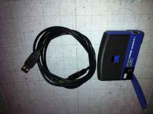 Linksys USB Wireless adapter - $20 (Wenatchee)