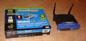 Linksys Wireless Router - $20 (Lakewood Ranch)
