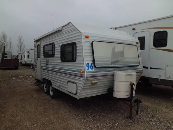 Cool 2017 Micro Lite Model 21FBRS Slide Out Travel Trailer