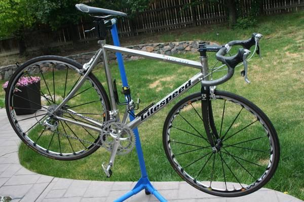 Marvelous Litespeed Titanium Bike Bicycles For Sale In The USA   New And Used Bike  Classifieds   Buy And Sell Bikes   AmericanListed