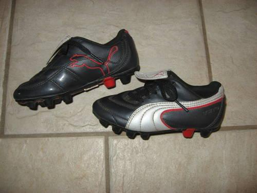 Little Girls Cleats - size 11 & 11.5 Perfect & Clean !!