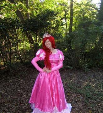 19bd0f81f155e Little Mermaid Cosplay Land Dress - Adult Ladies
