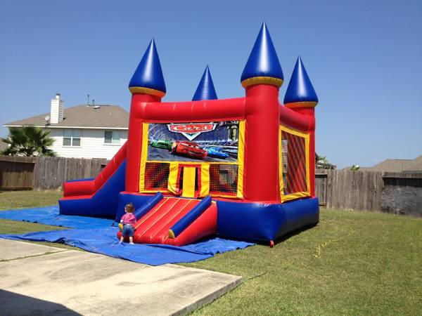 Little Stars Party Rentals-Combo Moonwalks  Pinata Packages