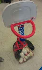 Little Tikes Basketball (Clermont)