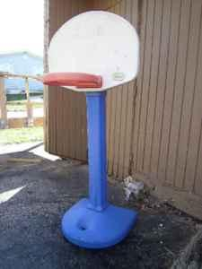 Little Tikes basketball hoop - $20 (1303 gold coast rd