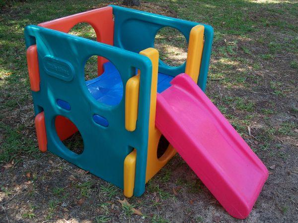 Little Tikes Climb Amp Play Slide Block Navarre For Sale