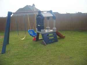 Little Tikes Clubhouse Swing Set Shreveport For Sale In