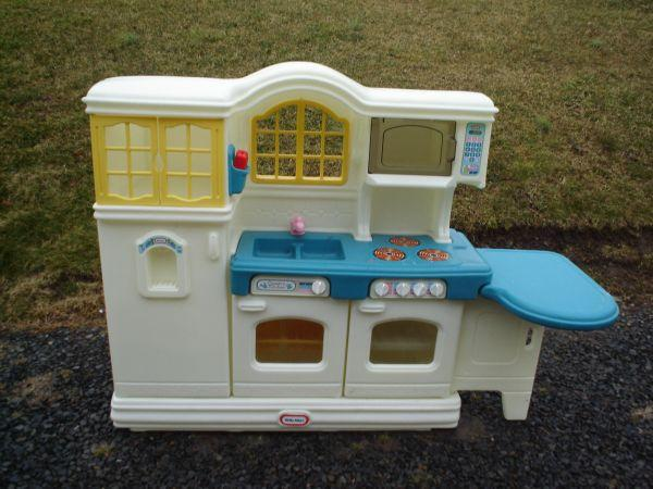 little tikes country kitchen classifieds - buy & sell little tikes