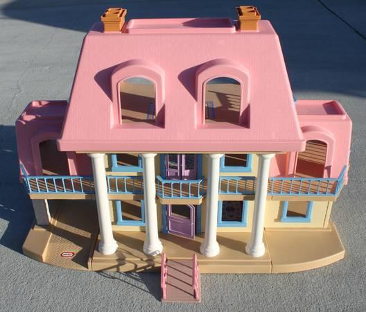 Little Tikes GRAND MANSION DOLLHOUSE - $75