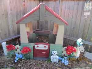 home and garden party stoneware for sale in texas classifieds buy and sell in texas americanlisted - Little Tikes Home And Garden Playhouse