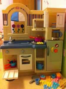 Little Tikes Inside Outside Cook Amp Grill Kitchen W