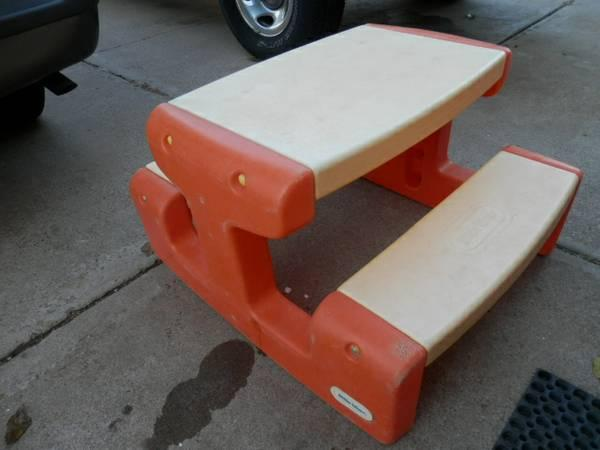 Little Tikes Junior Picnic Table : Little tikes jr picnic table for sale in albuquerque