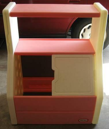 Little Tikes Toybox Classifieds