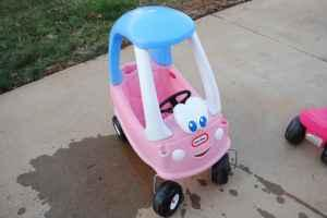 Little Tikes Pink Cozy Coupe Greenville