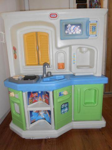 Little Tikes play kitchen for Sale in Milpitas, California ...