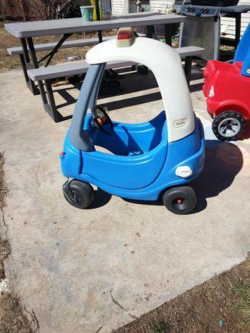 Little Tikes Police Coupe For Sale In Colorado Springs