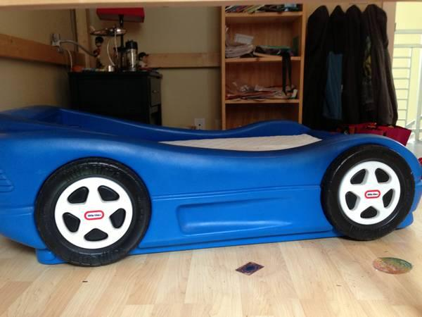 Little Tikes Race Car Bed For Toddler