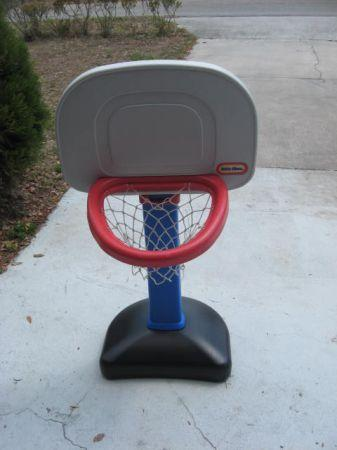 Little Tikes Rocking Puppy& Tikes Basketball Goal (Se