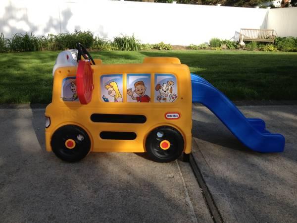 Little School Bus Little Tikes School Bus
