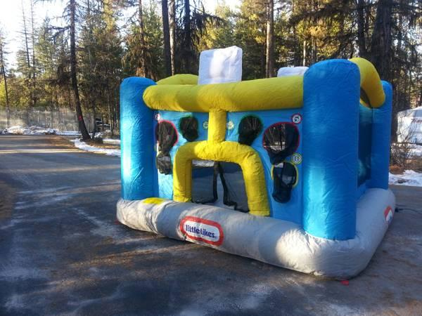 Little Tikes Sports Bounce House   $200