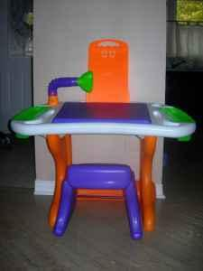 Little Tikes Art Desk Clifieds