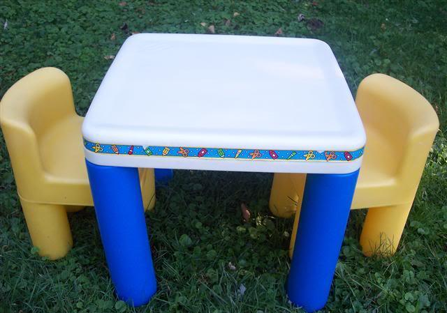 Little Tikes Tables And Chair S Set Very Cute Look Look
