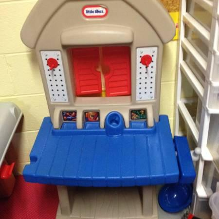 Little Tikes Tool Bench Work Bench For Sale In Gray