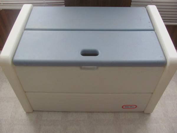 Little Tikes Toy Box - $35