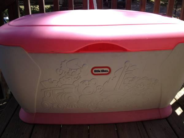 Little Tikes Toy Chest - $35