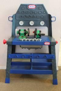 Little Tikes Toy Tools Workbench Shaw Amp 99 For Sale In Fresno California Classified