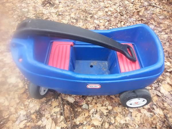 Little Tikes Wagon - $45