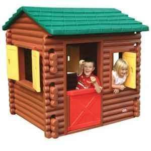 Little Tykes Log Playhouse - $195 Coeur dAlene