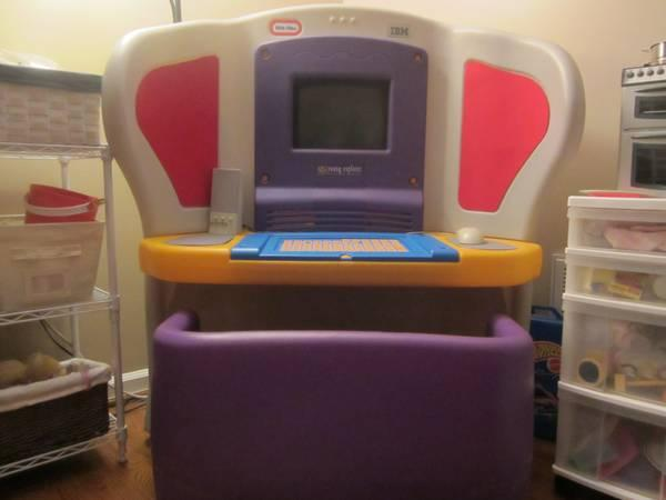 Little Tykes Young Explorer Computer Center - for Sale in Forest ...