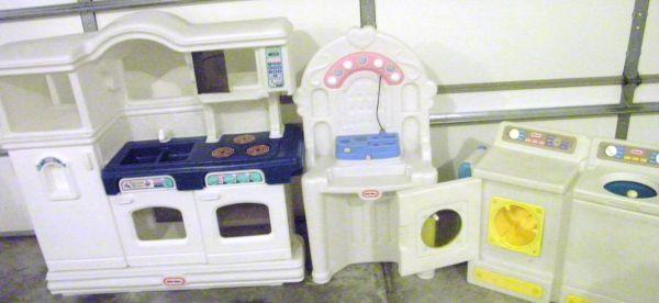 Little Tikes Victorian Play Kitchen little tikes kitchen playset - little tikes play kitchen top
