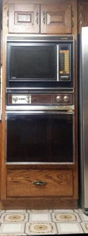 Litton Wall Oven Microwave Combo Built In San Jose