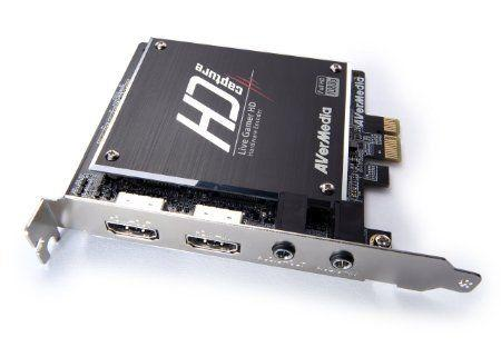 Live Gamer HD PCIe capture card (C985)