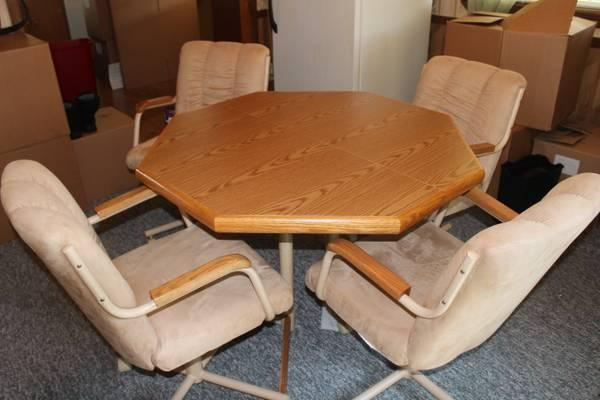 living room and dining room furniture - $500