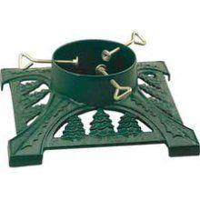 LL Bean Cast Iron Christmas Tree Stand - (Rez) for Sale in Jackson ...