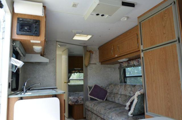 Quot Loaded Quot 98 Terry Travel Trailer 24 Ft Only 2 Owners
