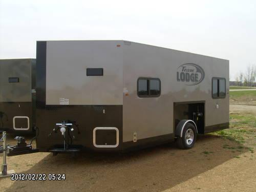 Cargo Trailer Storage Rack Trailers Mobile Homes For Sale In The USA