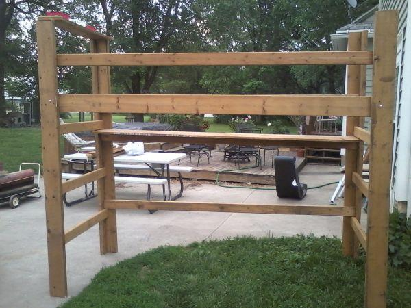 Loft Bed For College Dorm Rossville For Sale In Lawrence Kansas