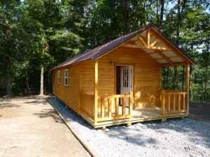 Log Cabins, Attractive, Reasonably Priced (Portable,