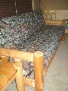 Log Furniture   $525 (Nisswa)