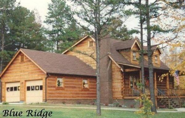 Log Homes Credit No Problem For Sale In Shreveport
