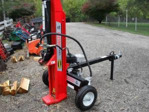 Log Splitter-Rental (Martinsville)