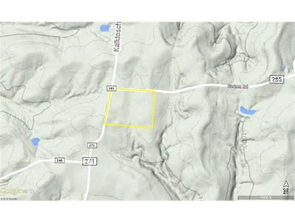 Logan, OH Hocking Country Land 11.4600 acre