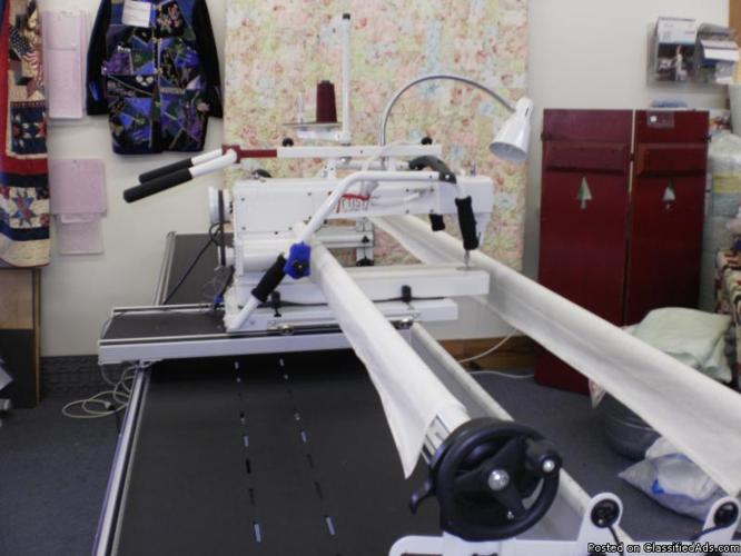 Long Arm Quilting Machine For Sale In Lakehills Texas
