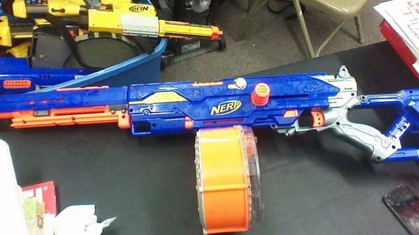 Nerf Gun - Activity & Amusement toys price, review and buy in Kuwait,  Kuwait City, Ahmadi | Souq.com